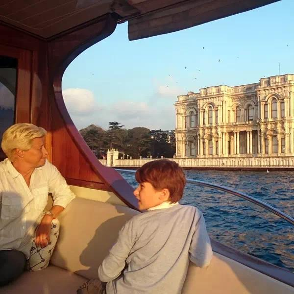Private Bosphorus Dinner Cruise with Yacht