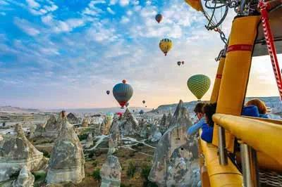 Turkey Cappadocia Tours, Cappadocia Tours, Cappadocia Package Tours, Cappadocia Hot Air Balloon Tours
