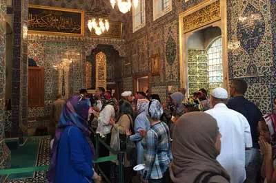 Islamic Religious Sahaba Tombs Tour in Istanbul