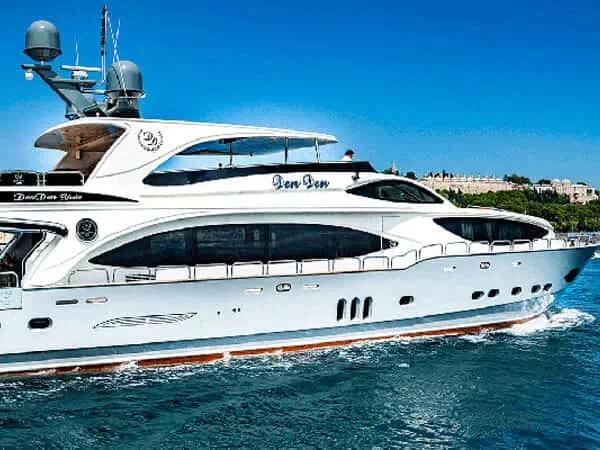 Istanbul Luxury Yacht Charter