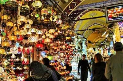 stanbul City sightseeing Tour and Shopping Mall Tour