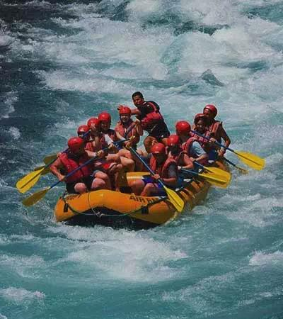 River Rafting in Turkey