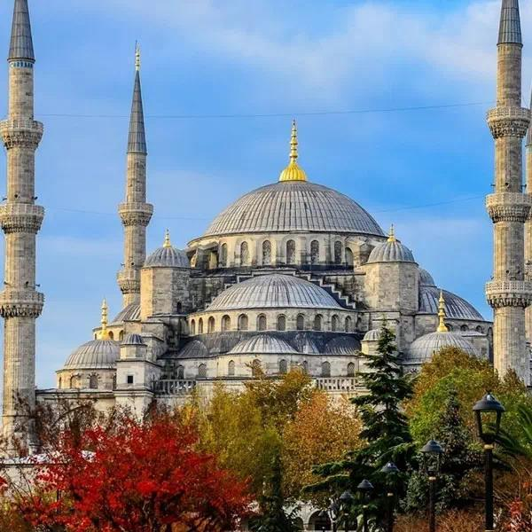 What to See in Blue Mosque