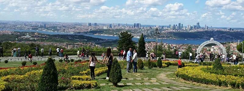 Bosphorus Cruise Istanbul and Dolmabahce Palace Tour