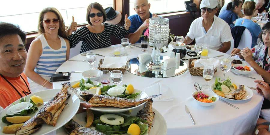 Bosphorus Lunch Cruise