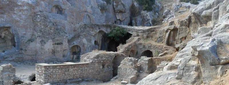 Visit the Cave of the Seven Sleepers