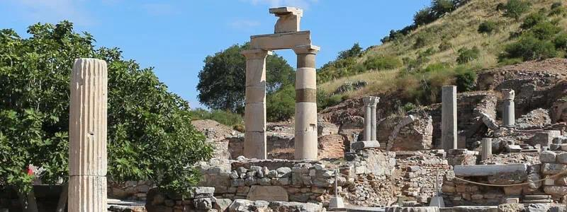 Visit Ephesus Prytaneion most important structure in the city