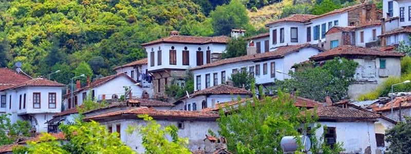 Eat and Stay at Sirince Village
