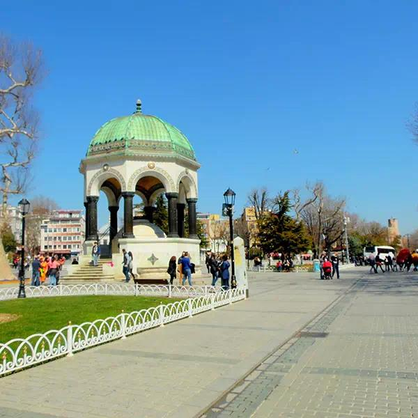 Where to Stay in Sultanahmet?