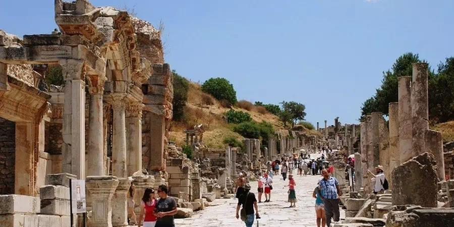 Ephesus Shore Excursions from Kusadasi Port
