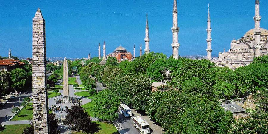 Istanbul Historical places Tour