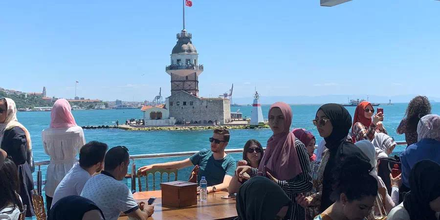 Long Circle, Istanbul Bosphorus and Black Sea cruise with Lunch