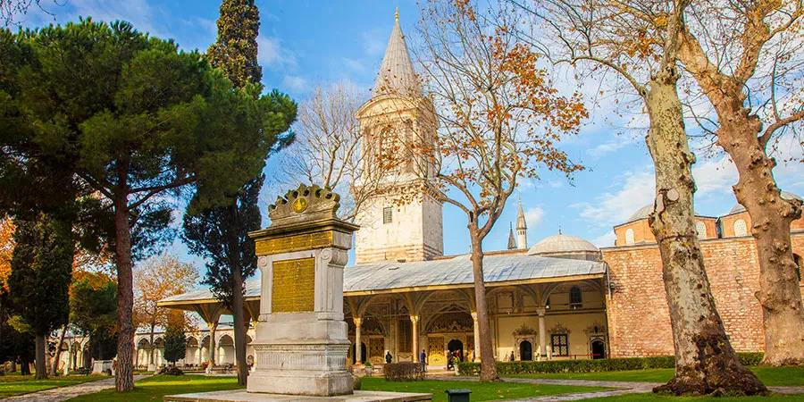Istanbul Sightseeing Walking Tour