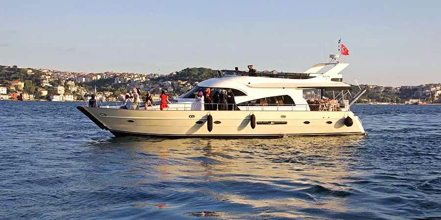 Private Bosphorus Sightseeing Cruise